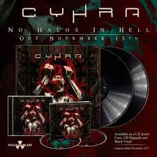 cyhra no halos in hell
