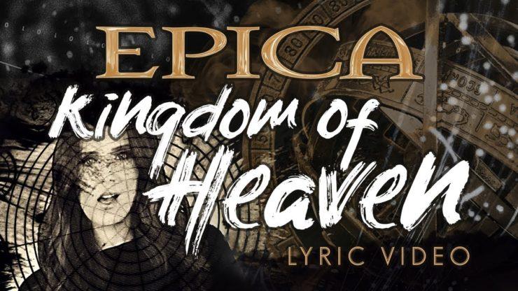 epica kingdom of heaven