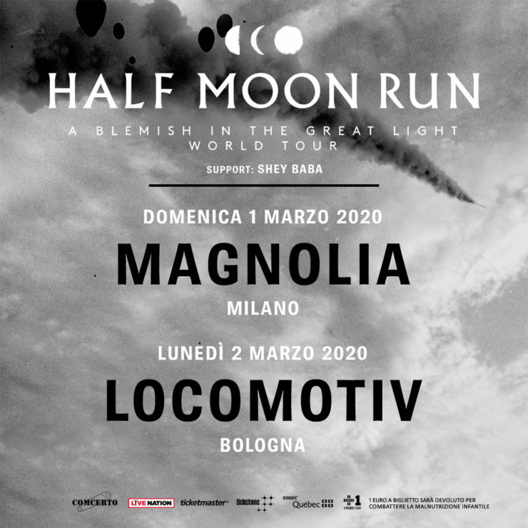 half moon run tour 2020