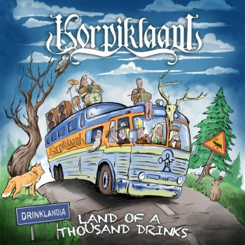 korpiklaani land of a thousands drinks