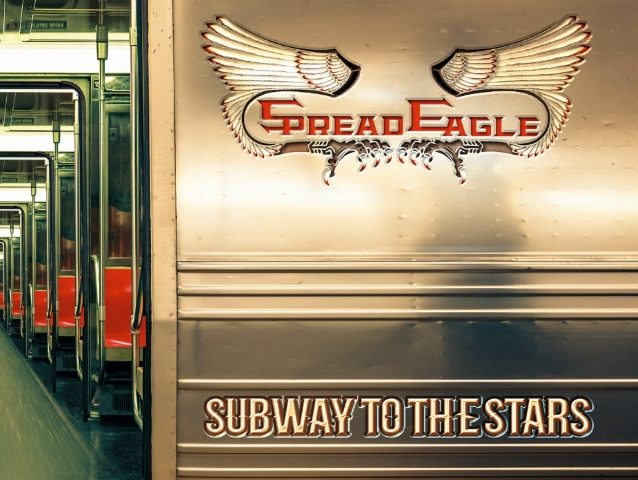 spread eagle subway to the stars