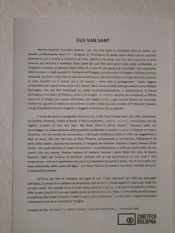 Nirvana Ono Arte Bologna. 4
