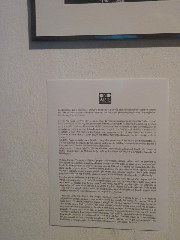 Nirvana Ono Arte Bologna. 6