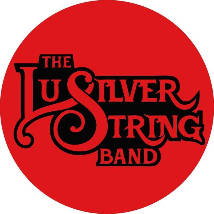 the lu silver string logo