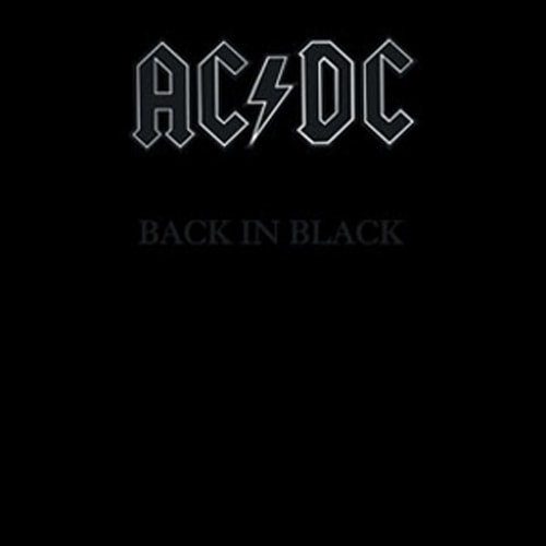 ac dc back in black orig