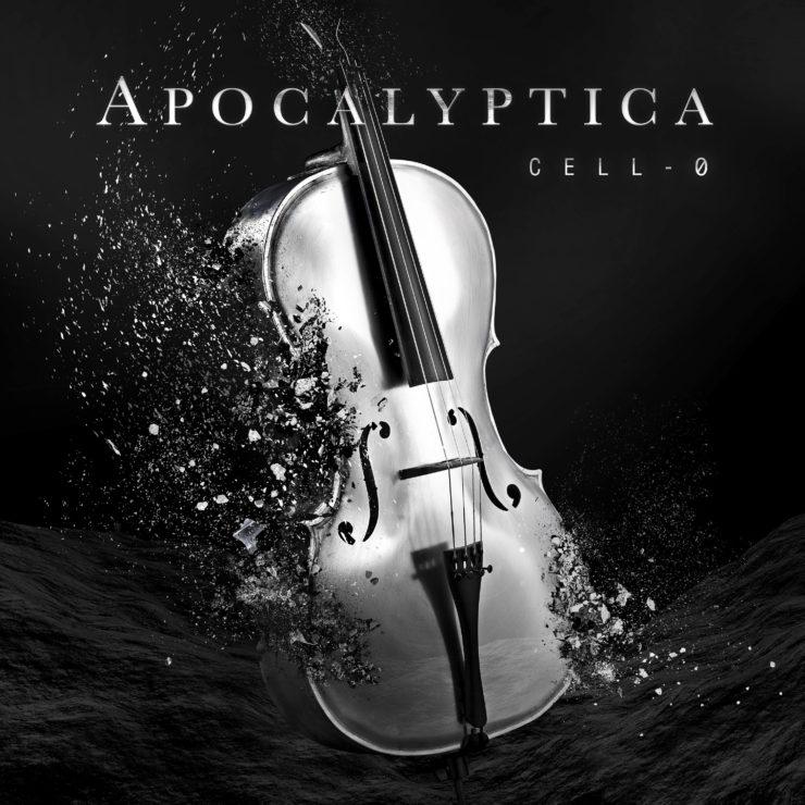 Apocalyptica Cell 0 cover