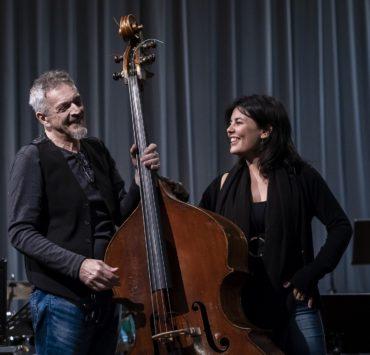 Emilia Zamuner e Massimo Moriconi