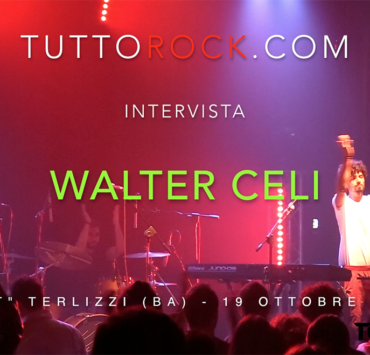 WALTERCELI interview