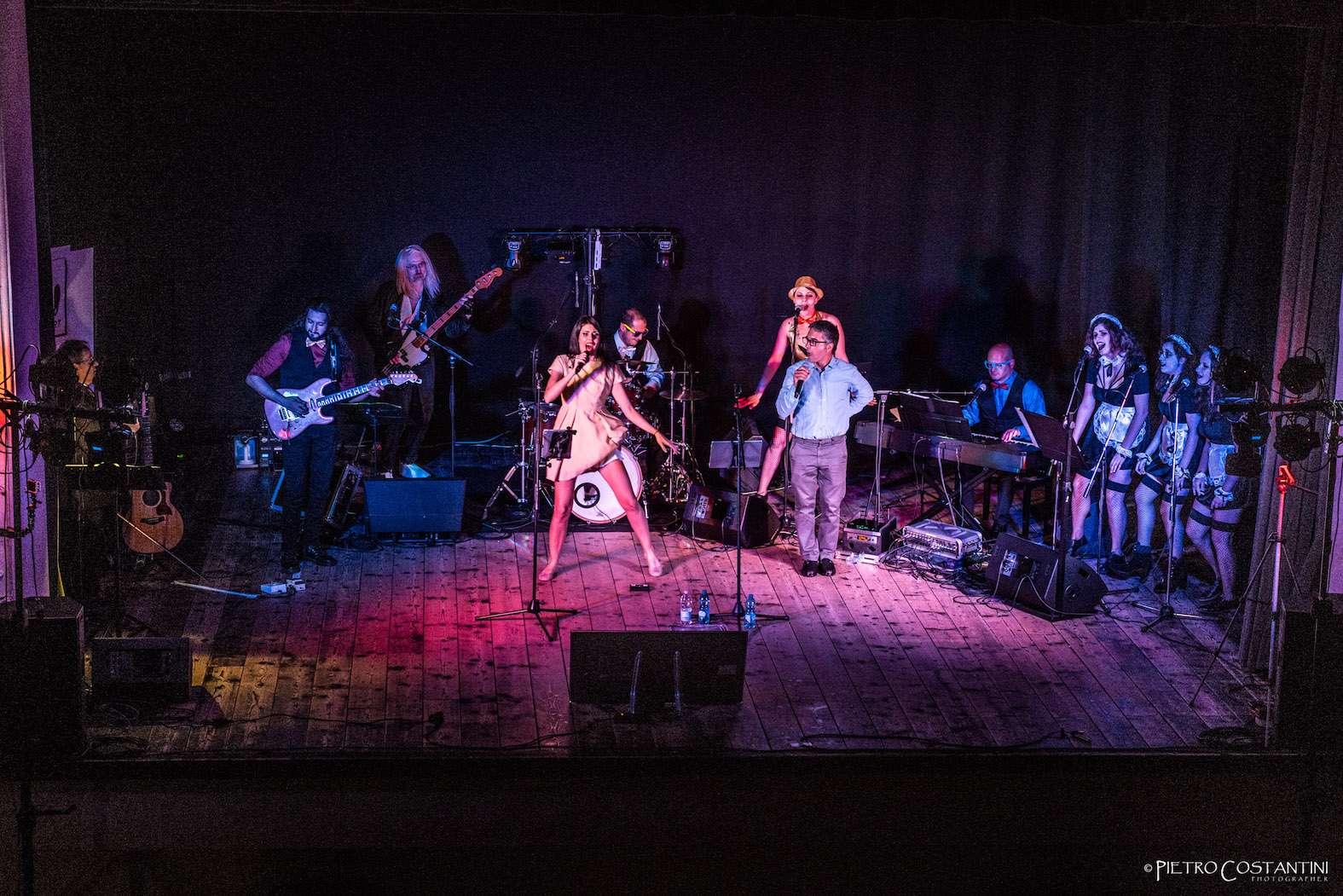 foto Rocky Horror Live Band