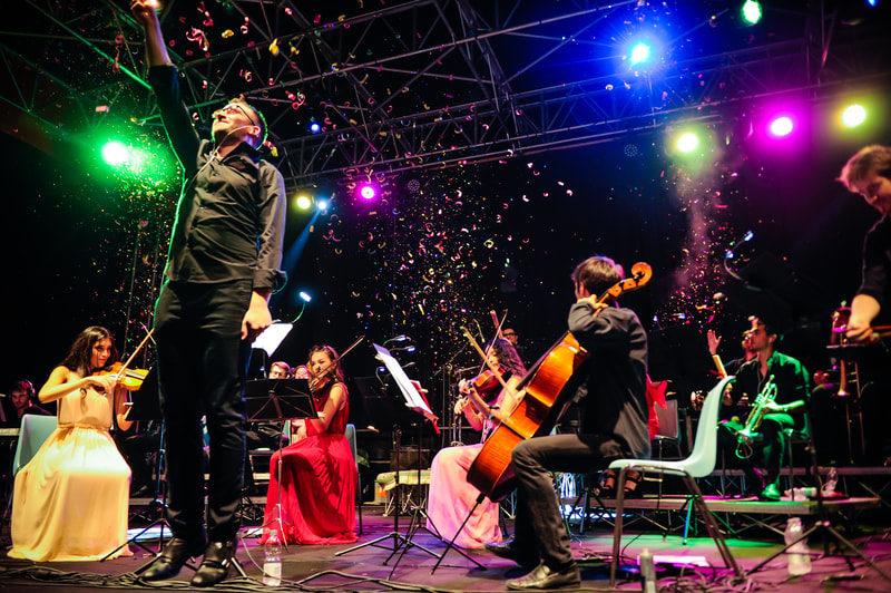 gaga symphony orchestra parco della musica ph natascia torres 3