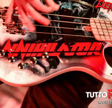 Annihilator Tour.For .the .demented Locomotiv.Club Bologna 2019 007