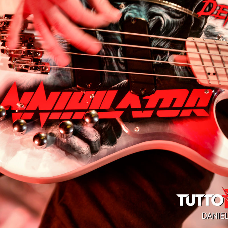 Annihilator Tour.For .the .demented Locomotiv.Club Bologna 2019 007