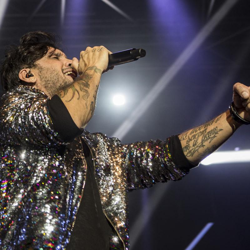 Fabrizio Moro TuscanyHall Firenze 2019 11. 19
