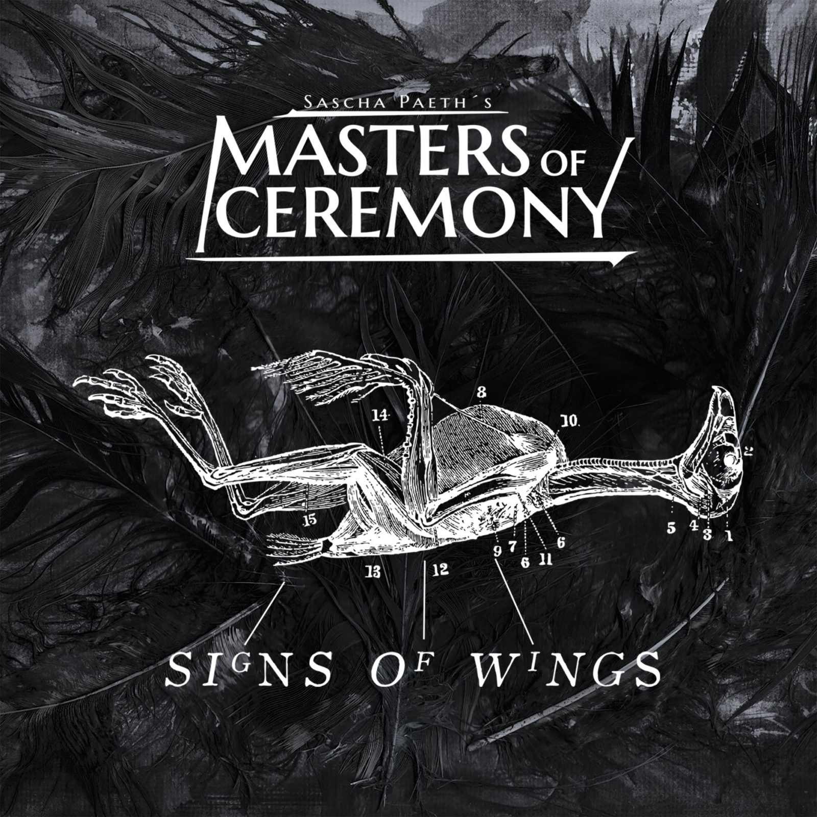 Masters Of Ceremony CD