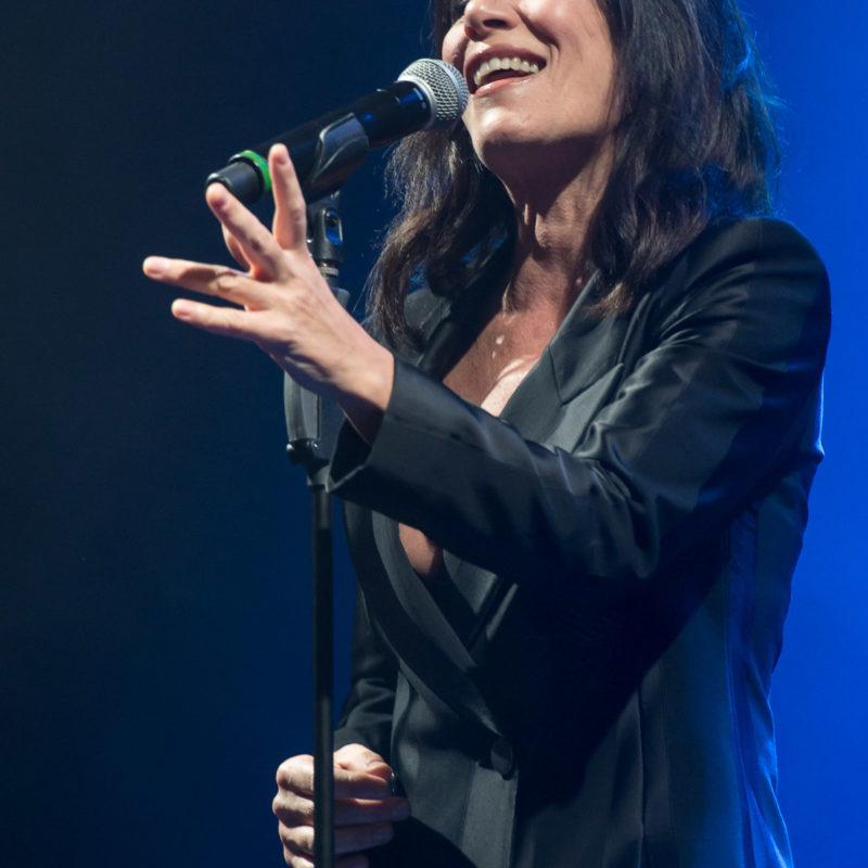 Paola Turci@Teatro Golden Palermo 27 novembre 2019 Azzurra De Luca foto01