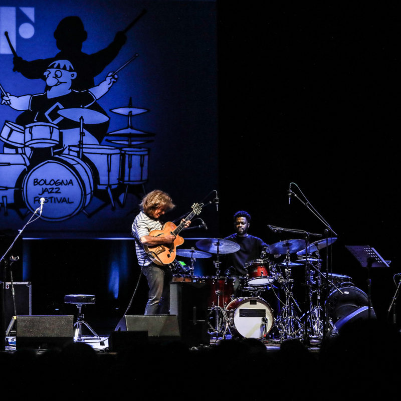 Pat Metheny Teatro EuropAuditorium Bologna 2019 11 26. 1 1