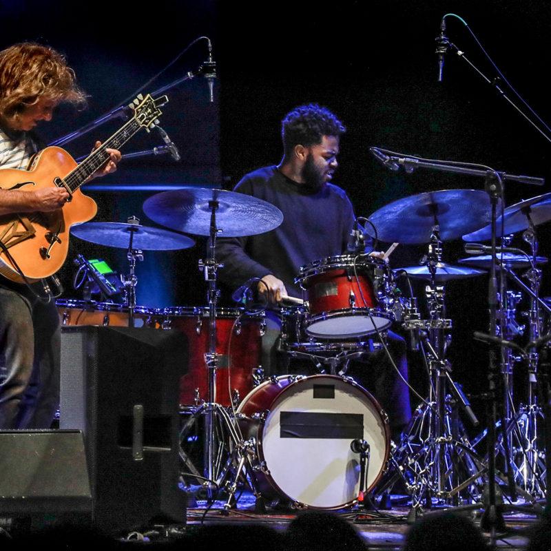 Pat Metheny Teatro EuropAuditorium Bologna 2019 11 26. 10
