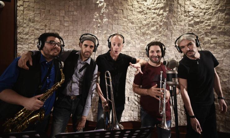 Rinky Tinky jazz orchestra