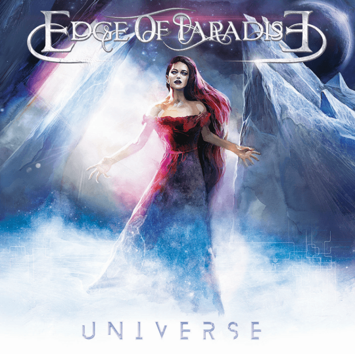 edge of paradise CD
