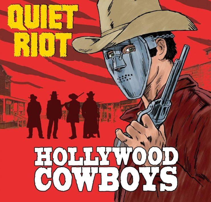 quiet riot CD 19