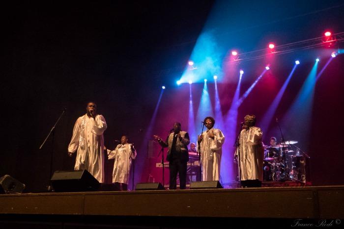 1. Foto The Harlem Spirit of Gospel Choir 1