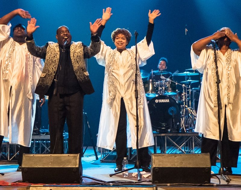 2. Foto The Harlem Spirit of Gospel Choir