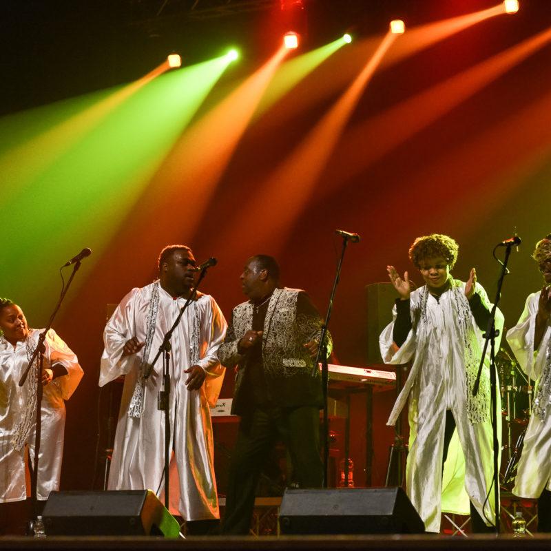 4. Foto The Harlem Spirit of Gospel Choir