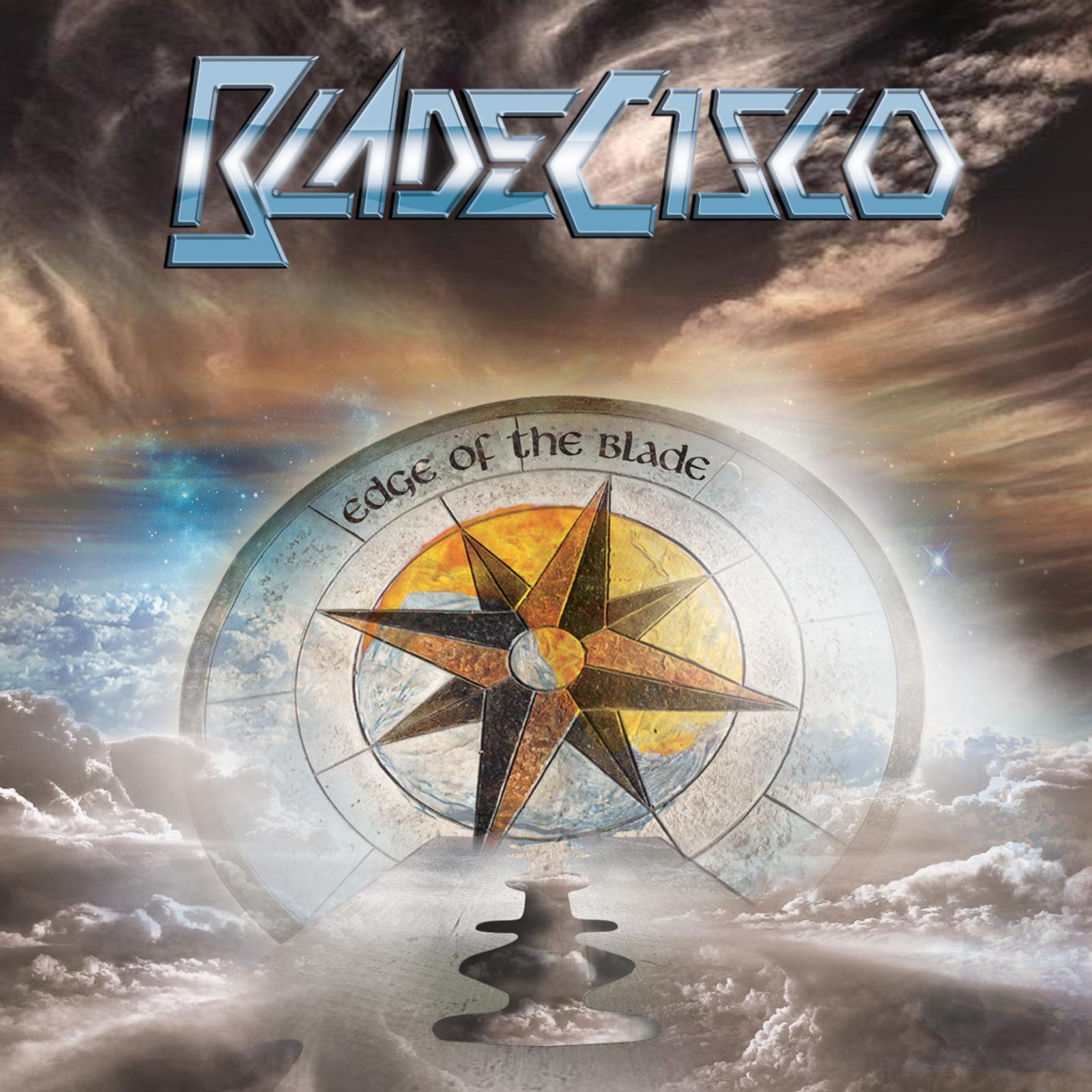 BLADE CISCO Edge Of The Blade Cover art