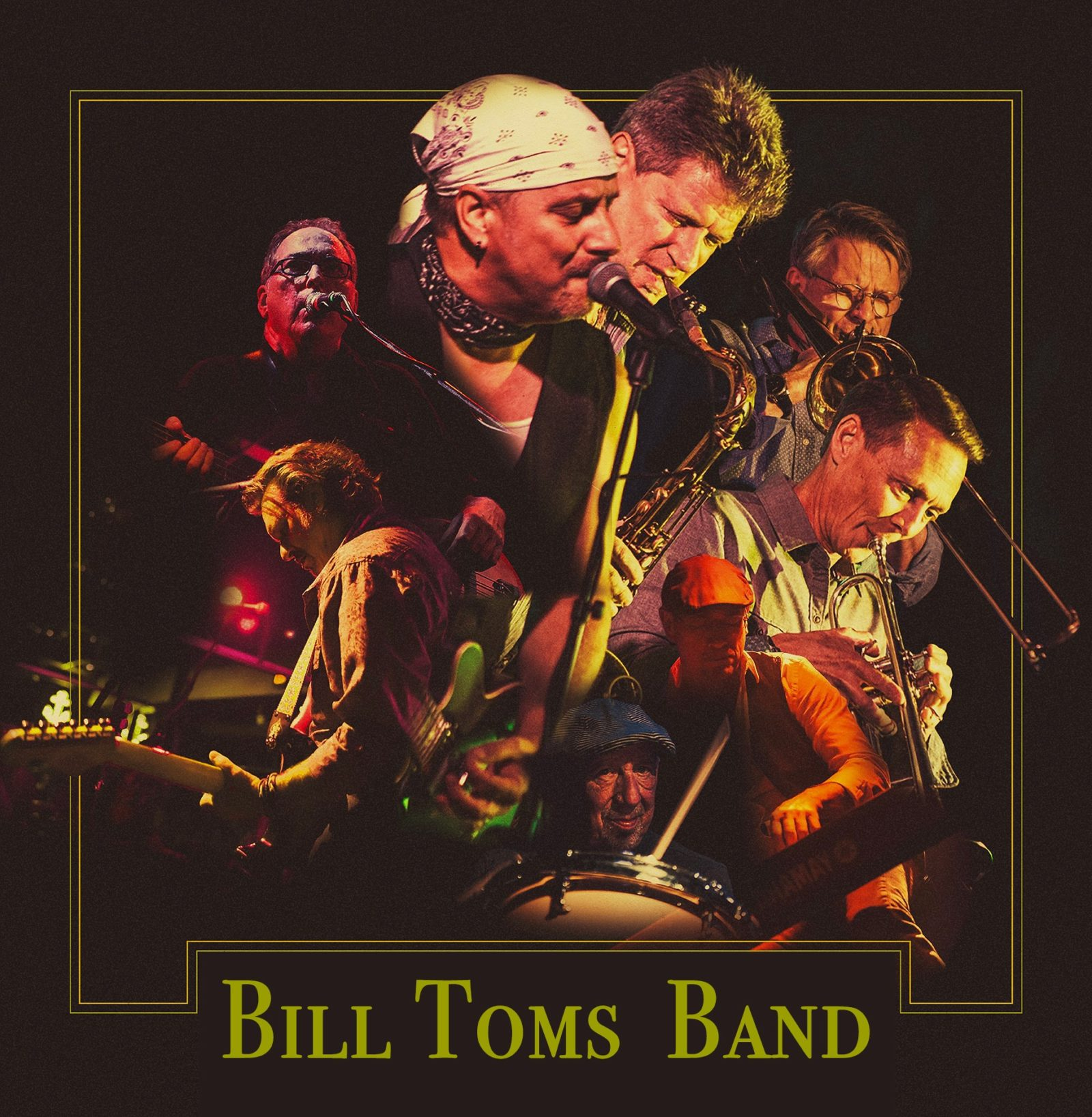Bill Toms Band