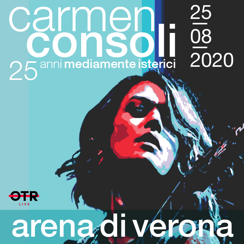 Carmen Consoli locandina