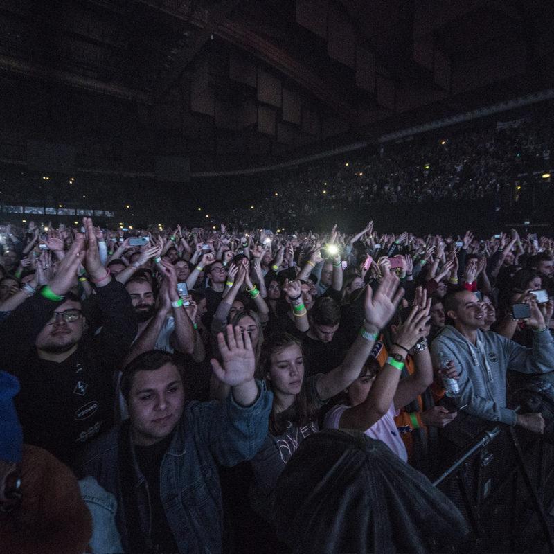 David Guetta Unipol Arena Bologna 2019 12 1. 10