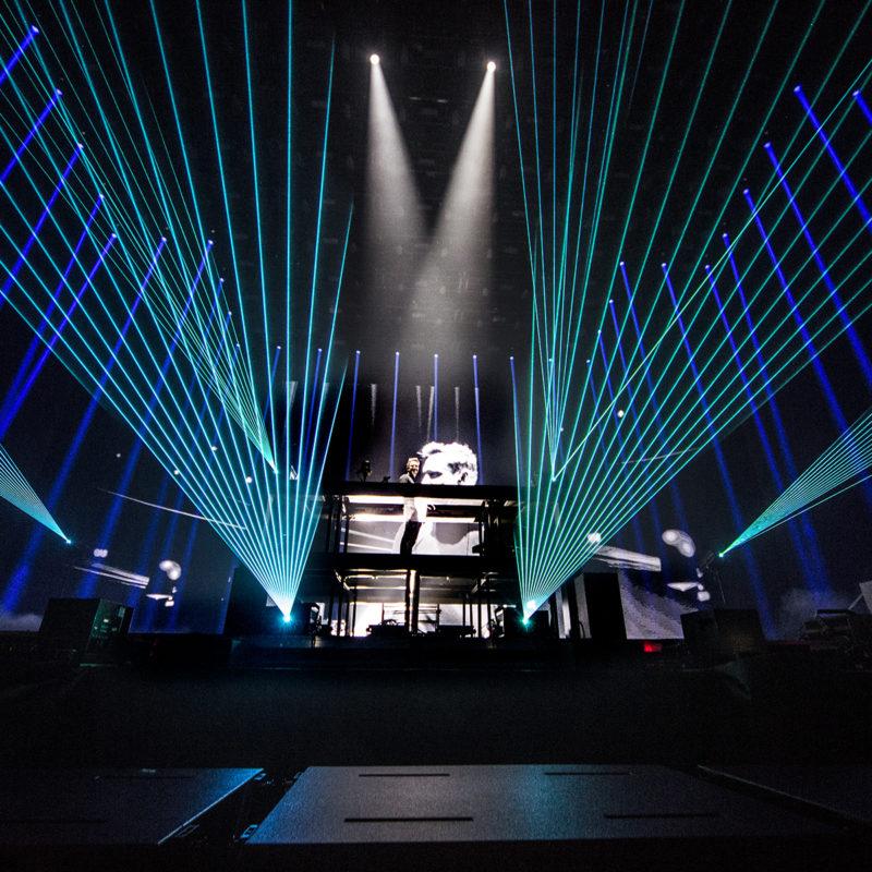 David Guetta Unipol Arena Bologna 2019 12 1. 16