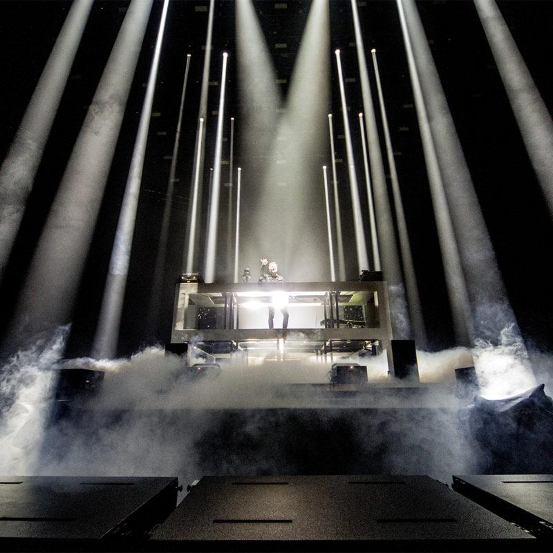 David Guetta Unipol Arena Bologna 2019 12 1. 19