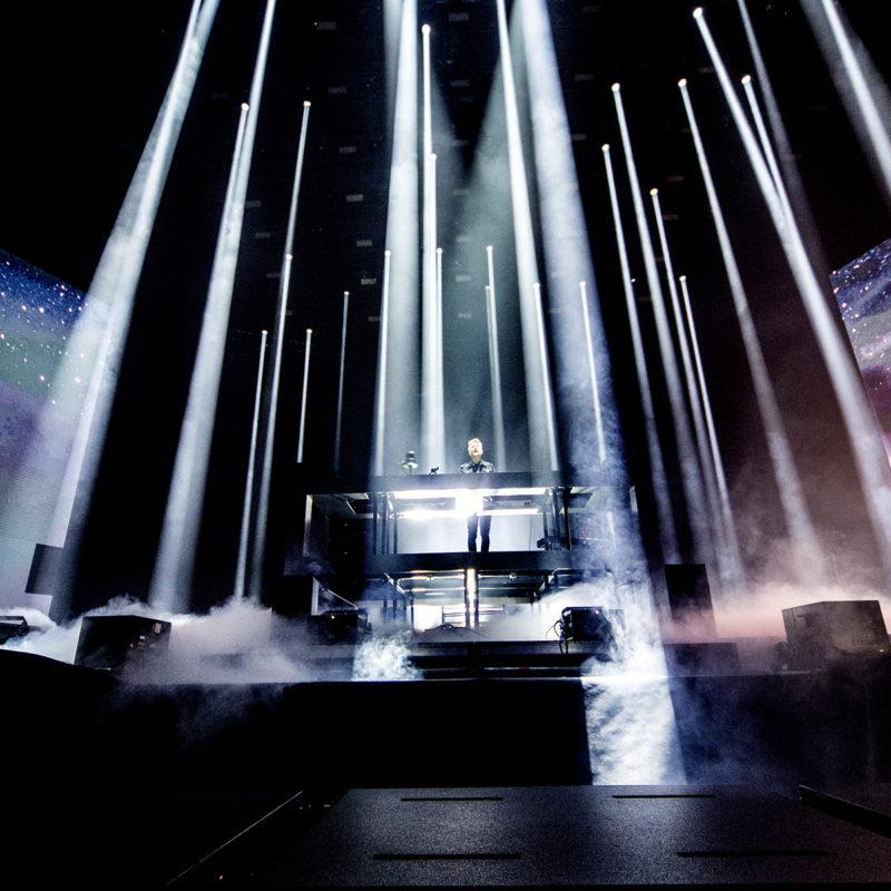 David Guetta Unipol Arena Bologna 2019 12 1. 3