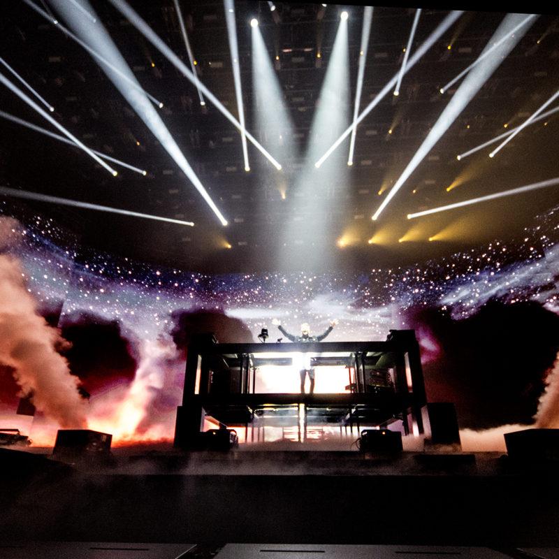David Guetta Unipol Arena Bologna 2019 12 1. 4