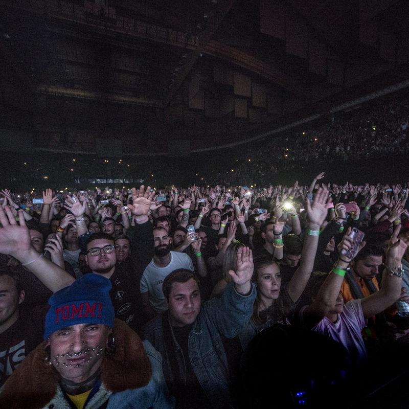 David Guetta Unipol Arena Bologna 2019 12 1. 8