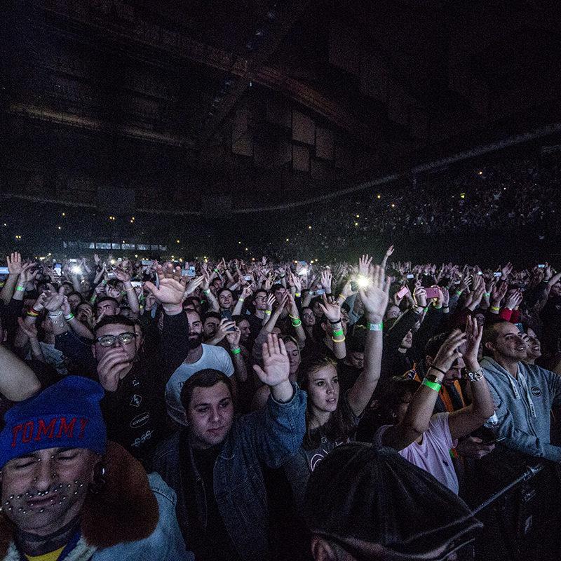 David Guetta Unipol Arena Bologna 2019 12 1. 9