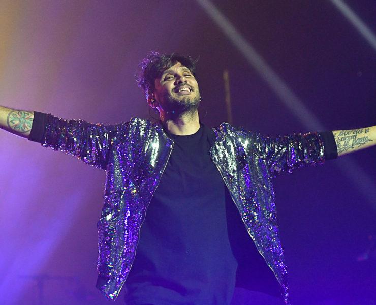 Fabrizio Moro Figli di Nessuno Tour 2019 Napoli 01