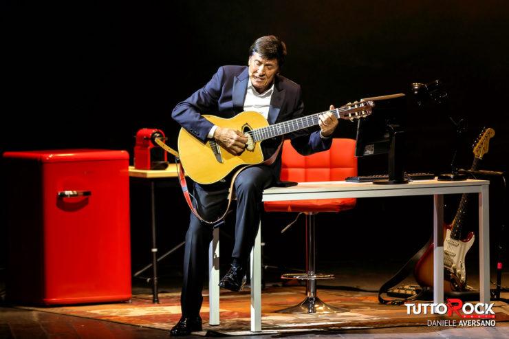 Gianni.Morandi Tour.Stasera.gioco .in .casa Teatro.Duse Bologna 2019 002