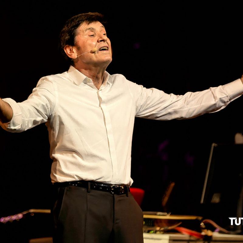 Gianni.Morandi Tour.Stasera.gioco .in .casa Teatro.Duse Bologna 2019 009