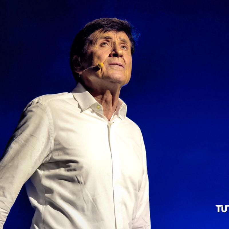 Gianni.Morandi Tour.Stasera.gioco .in .casa Teatro.Duse Bologna 2019 010