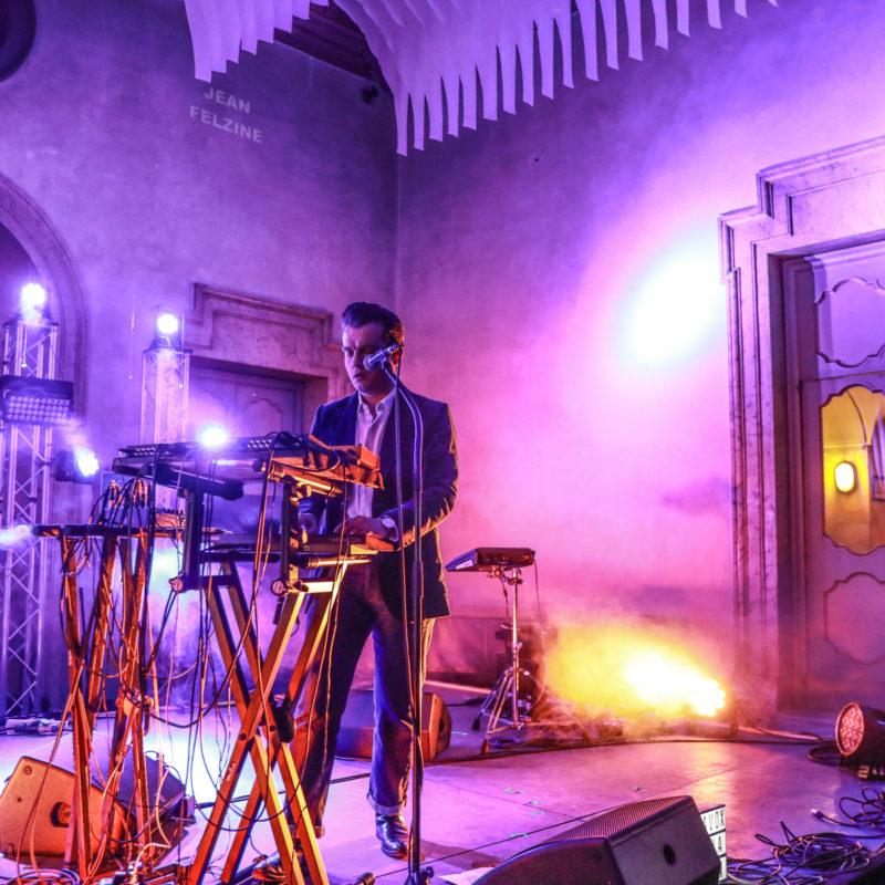 Jean Felzine Europavox Festival Bologna 2019 12 7. 1