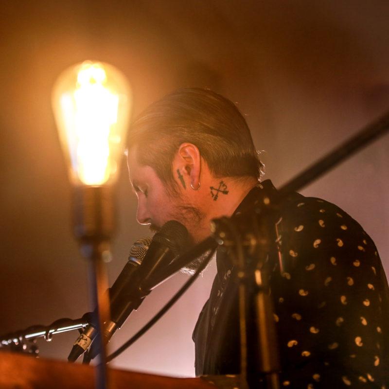 Low Roar Europavox Festival Bologna 2019 12 7. 3 1