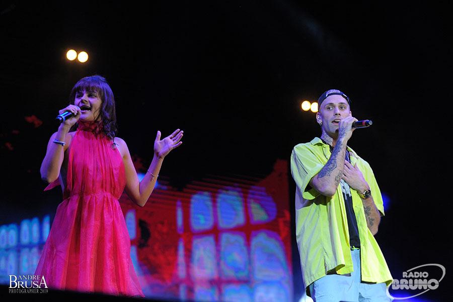 Mr Rain e Martina Attili