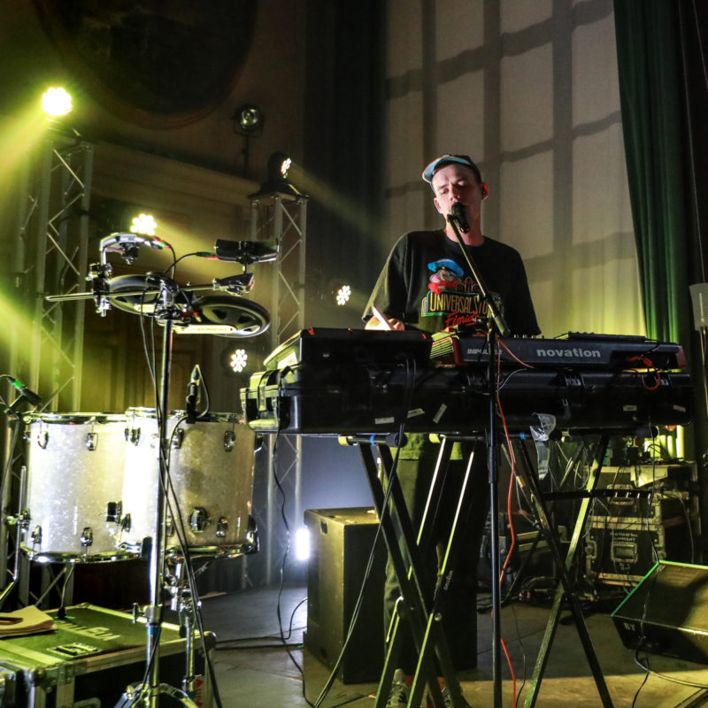Noep Europavox Festival Bologna 2019 12 7. 2 1