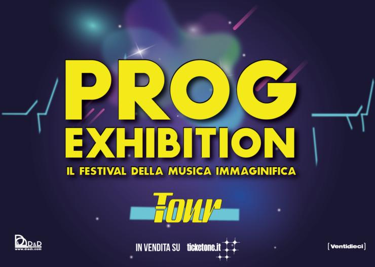 Prog Exhibition locandina
