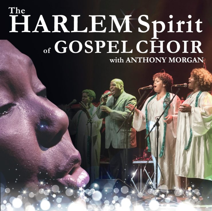 The Harlem Spirit of Gospel Choir locandina 1