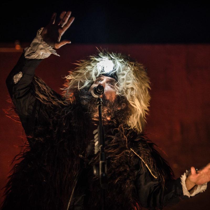 Vinicio Capossela Ballate per uomini e bestie@Teatro Massimo Palermo 02 dic 2019 Azzurra De Luca 01 1