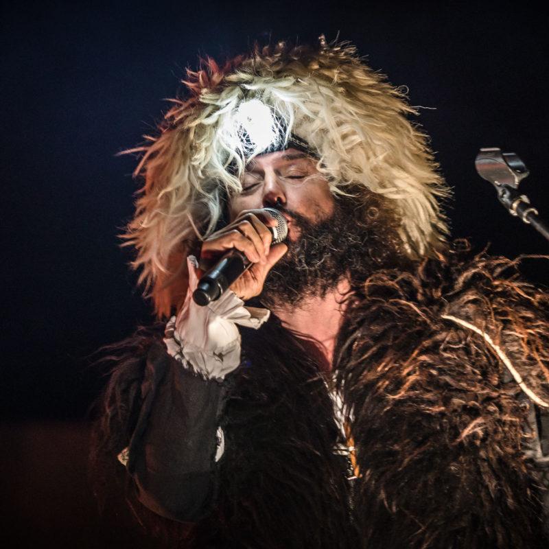 Vinicio Capossela Ballate per uomini e bestie@Teatro Massimo Palermo 02 dic 2019 Azzurra De Luca 02