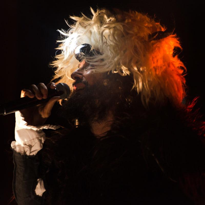 Vinicio Capossela Ballate per uomini e bestie@Teatro Massimo Palermo 02 dic 2019 Azzurra De Luca 04